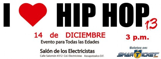 I Love Hip Hop 2013