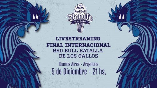 Live Stream: Red Bull Batalla de los Gallos | Final internacional 2013