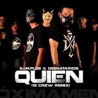 Video: S.I.M.Plee | Quién ft. Dignatarios & Ckae Barret (prod. Dj Jonta)