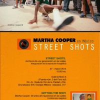 Evento: Martha Cooper en Mexico | Street Shots