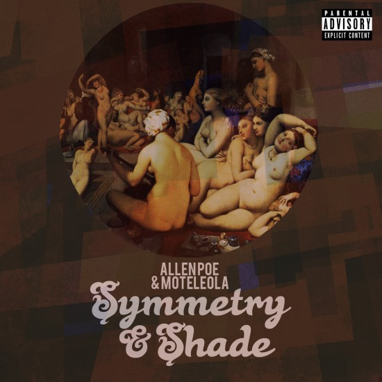Allen Poe & Moteleola - Symmetry & Shade artwork