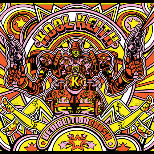 Kool Keith - Demolition crash