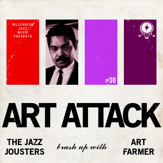 The Jazz Jousters - Art attack