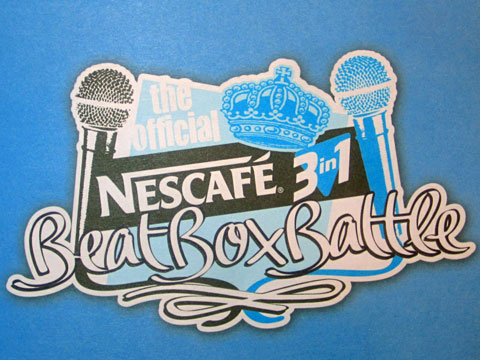Nescafe 3in1 Beatbox