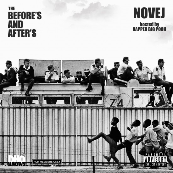 Novej - The Before's & After's (2015)