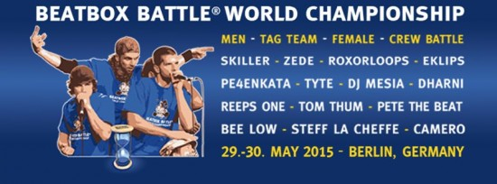 Beatbox Battle World Championship 2015