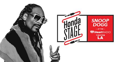 Snoop Doog - Live on the Honda Stage (iHeartRadio Theater)