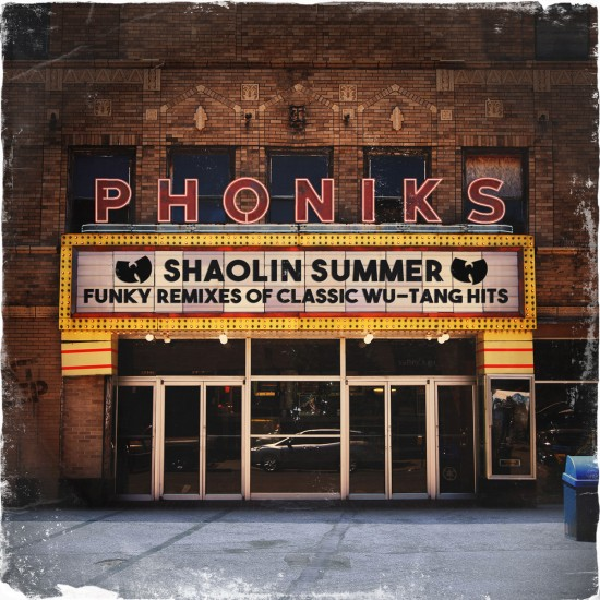 Phoniks - Shaolin summer_The remixes