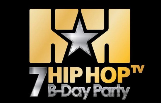 7 Hip Hop Tv B-Day Party