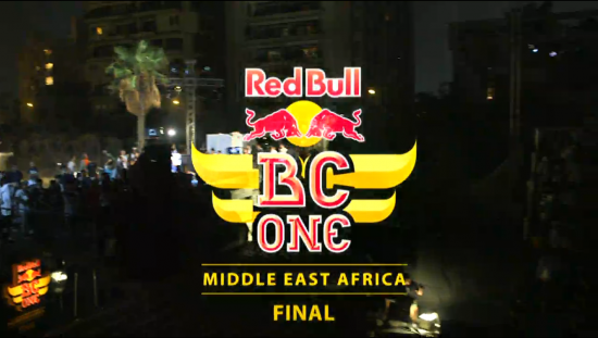 Red Bull BC One - Middle East Africa Final 2015