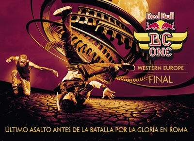 Red Bull BC One Western Europe Final 2015