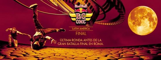 Red Bull BC One Latin America Finals 2015