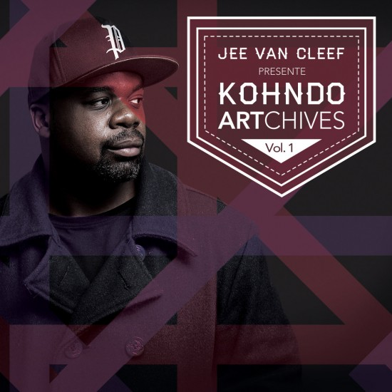 Kohndo - Artchives vol​.​1 (by Jee Van Cleef)