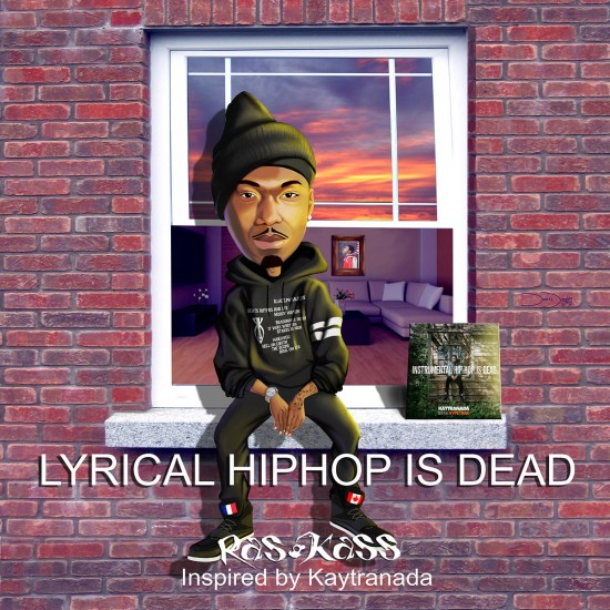 Ras Kass - Lyrical hip-hop is dead