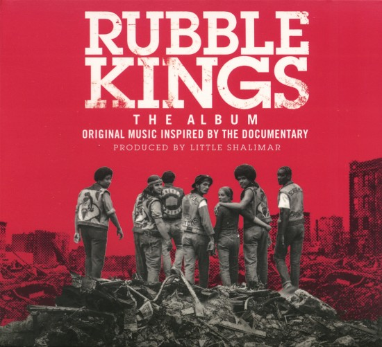 Rubble Kings - The album (Original Music Inspired by the Documentary)