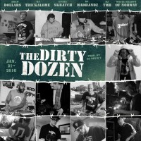 Single: The Dirty Dozen | 12 DJs posse cut (prod. DJ Rhum´1)