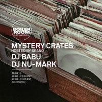 Video: Dj Babu & Dj Nu-Mark | Boiler Room LA Dj Set – Mystery Crates