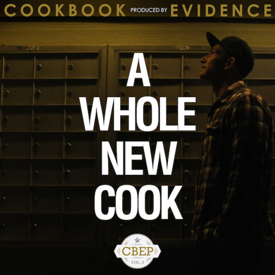CookBook & Evidence - CBEP Vol. 3 - A Whole New Cook