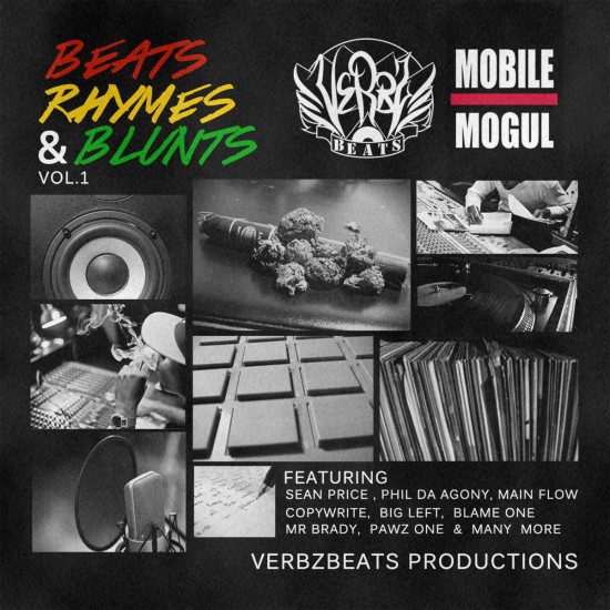 VerbzBeats - Beats, rhymes & blunts