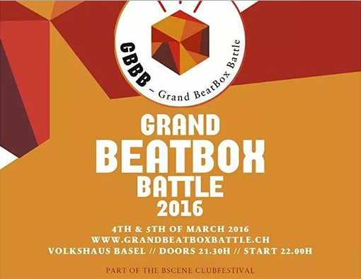 Grand Beatbox Battle - Loopstation Battle 2016