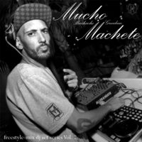 Mixtape: Gundam Machete | Mucho Machete (freestyle-mix Dj Set Vol. 2)