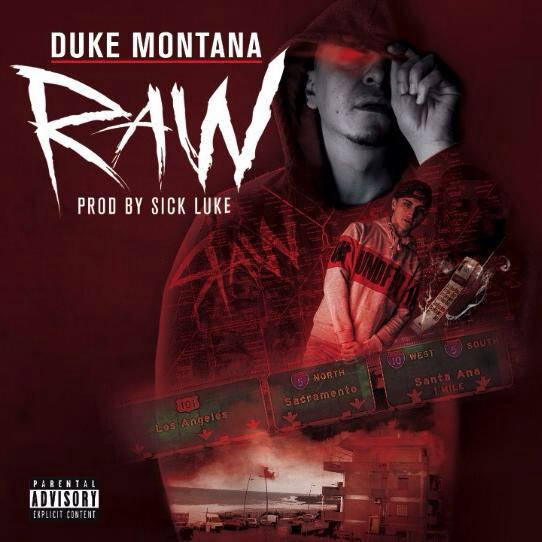 Duke Montana - Raw (prod. Sick Luke)