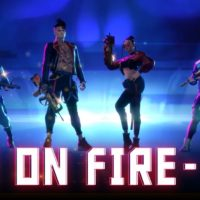 Video: Garena Free Fire – Colectivo T.R.A.P. | I'am on fire