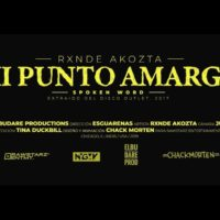 Video: Rxnde Akozta | Mi punto amargo (spoken word)