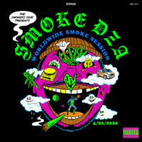 Lanzamiento: Smoke DZA & The Smokers Club | Worldwide smoke session