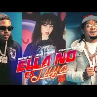 Video: Rochy RD | Ella no es tuya (remix) ft. Myke Towers & Nicki Nicole