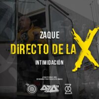 Video: Zaque | Directo de la X