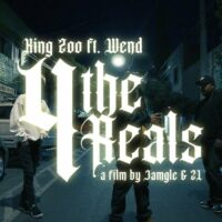 Video: King Zoo | 4 the Reals ft Wend